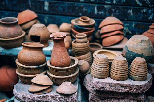 Atelier Poterie – céramique